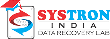 Systron India Data Recovery Lab Logo